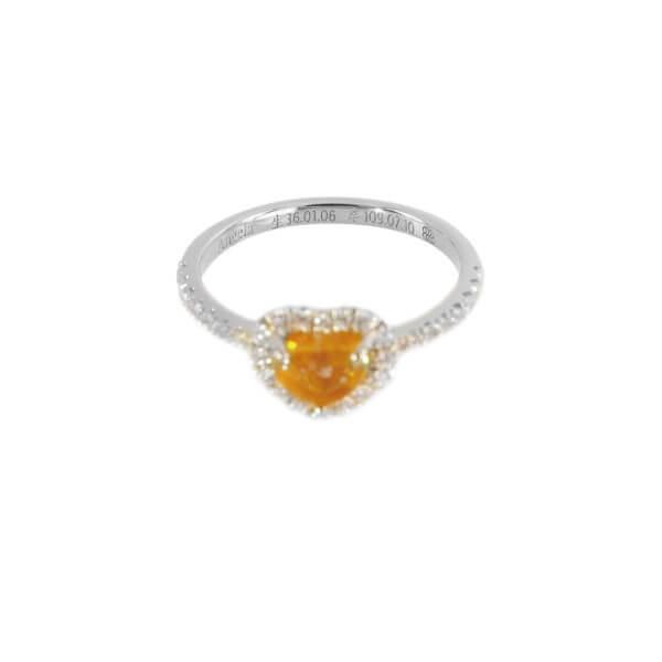18K曉愛鑽石戒指