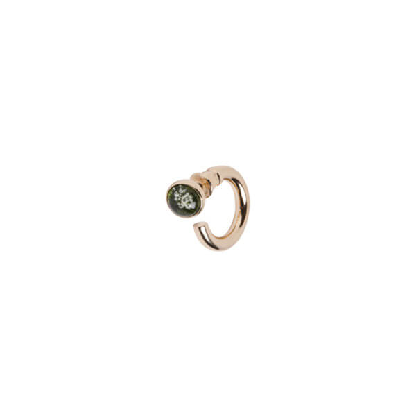C 型耳環