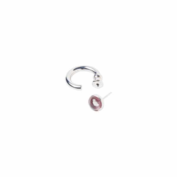 C 型耳環02